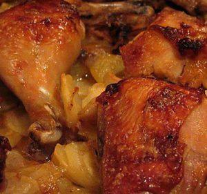 از بین بردن بوی مرغ