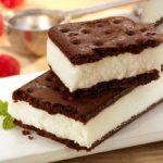 آموزش ساندویچ بستنی شکلاتی