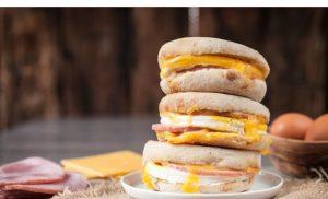 آموزش ساندویچ صبحانه مک دونالد