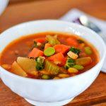 روش تهیه سوپ گیاهی