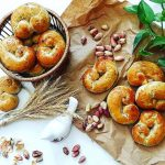 روش تهیه نان پسته