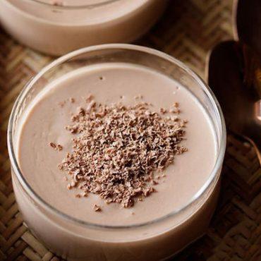 روش تهیه پودینگ شکلاتی