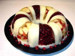 روش تهیه ژله هفت میوه