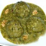 تهیه کوفته سبزی