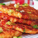 آموزش کوکوی مرغ و سبزیجات