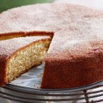 دستور کیک دارچینی آسان