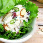 روش تهیه سالاد مرغ بالزامیک