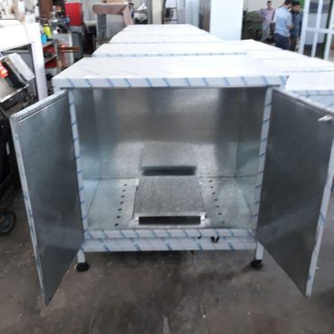 خط تولید تجهیزات آشپزخانه صنعتی