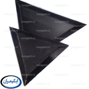قالب پیتزا طرح مثلث