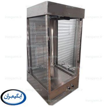 دستگاه کباب ترکی شیشه ای