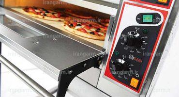 فر پیتزا صندوقی سنگی